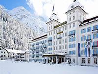 Kempinski Grand Hotel des Bains 5*, Санкт-Мориц